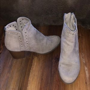 Cute booties. Size 7.5